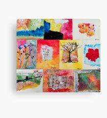 Colorful Images Canvas Print