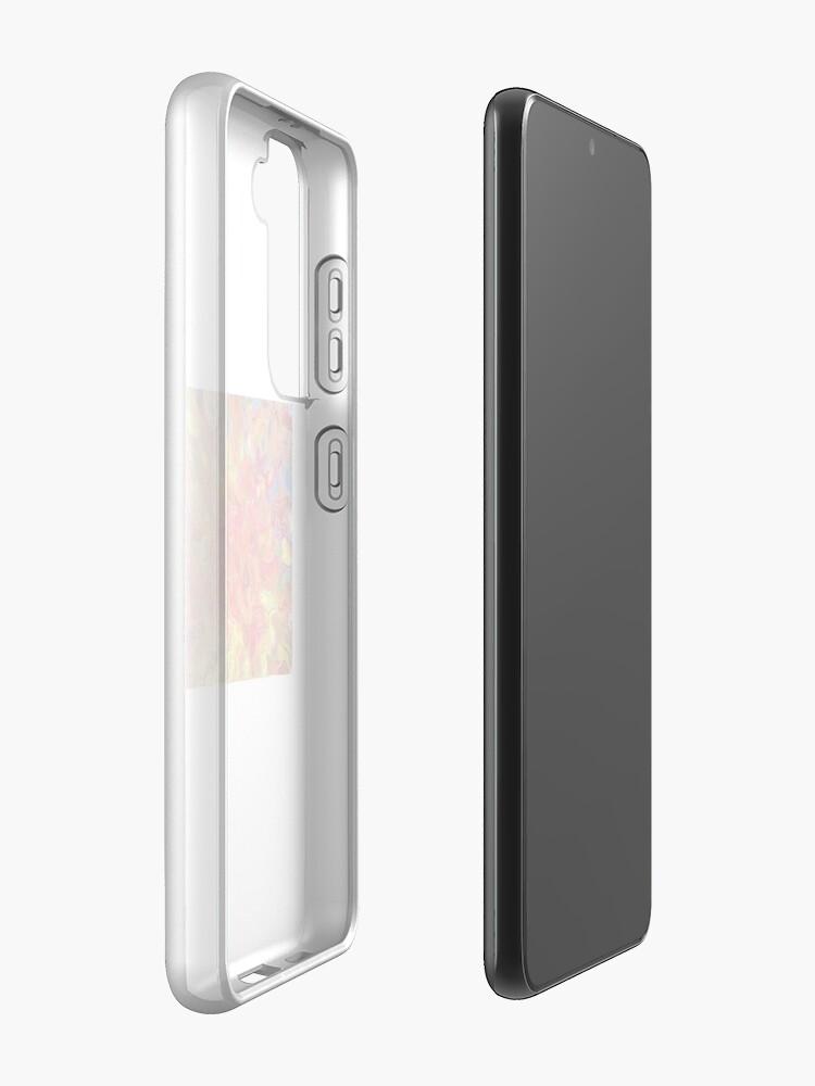 Alternate view of JOY! Case & Skin for Samsung Galaxy