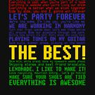 Awesome, everything it is. by D & M MORGAN