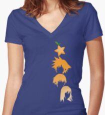 Destiny Trio Women's Fitted V-Neck T-Shirt