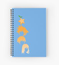 Destiny Trio Spiral Notebook