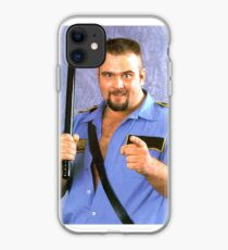 Big Boss Man iPhone Case