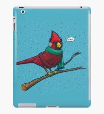 Annoyed IL Birds: The Cardinal iPad Case/Skin