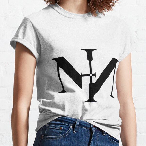 NIN Rock Alternatif Classic T-Shirt
