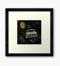Travellers 2 Framed Print