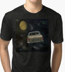 Travellers 2 Tri-blend T-Shirt