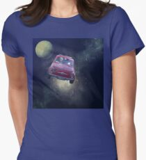 Bellas Travels Womens Fitted T-Shirt