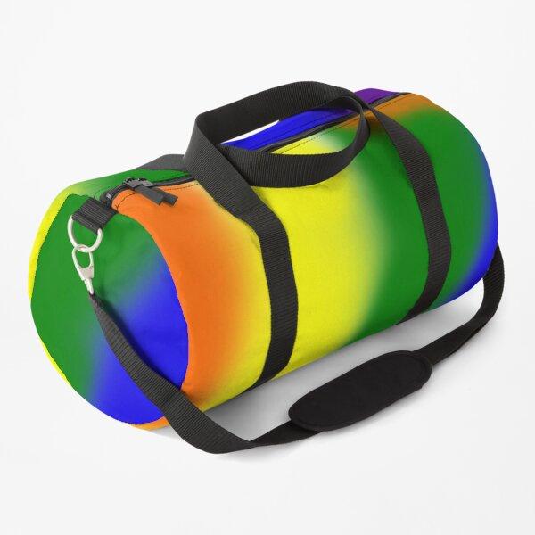 Rainbow Glow Duffle Bag