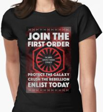 First Order Recruitment Poster T-Shirt