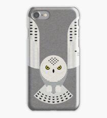 Snowy Owl iPhone Case/Skin