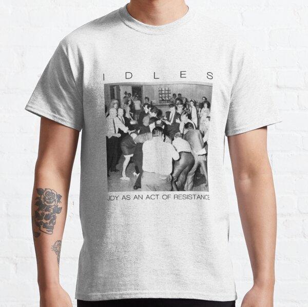 Idles JOY Camiseta clásica