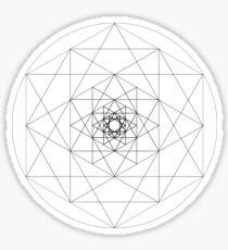 Geometrical Pattern Sticker
