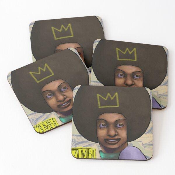 Zumbi Vive Coasters (Set of 4)