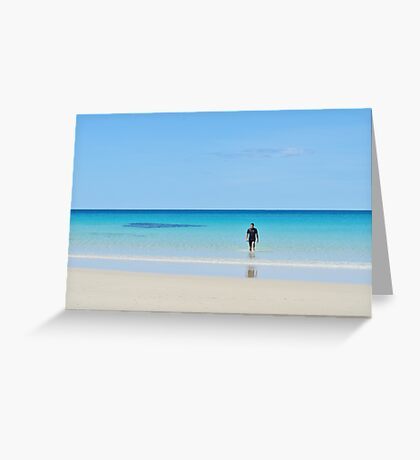 Boat Harbour Greeting Card