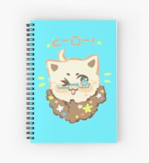 Americat! Spiral Notebook