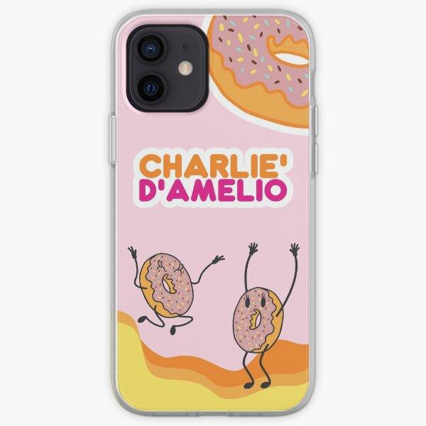 Charli Damelio Coque souple iPhone
