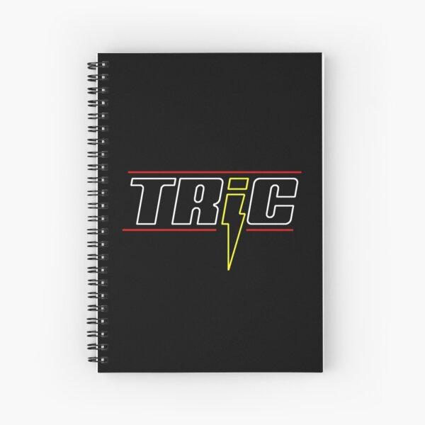 TRIC logo Spiral Notebook