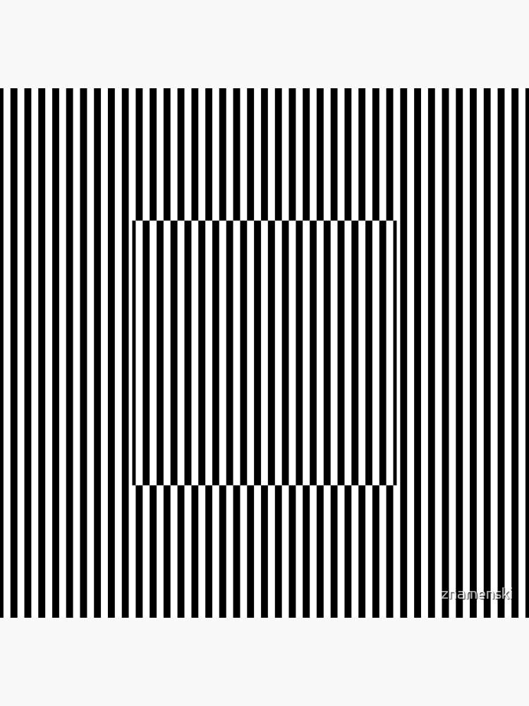 Vertical Symmetrical Strips by znamenski