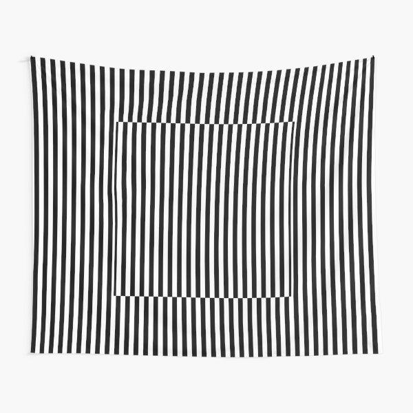Vertical Symmetrical Strips Tapestry