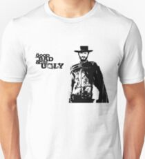 The Man With No Name - ONE:Print Unisex T-Shirt