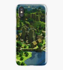 minecraft iPhone Case
