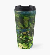 minecraft Travel Mug