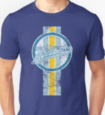 Wipeout - Feisar - 50s Style (With Stripe) Unisex T-Shirt
