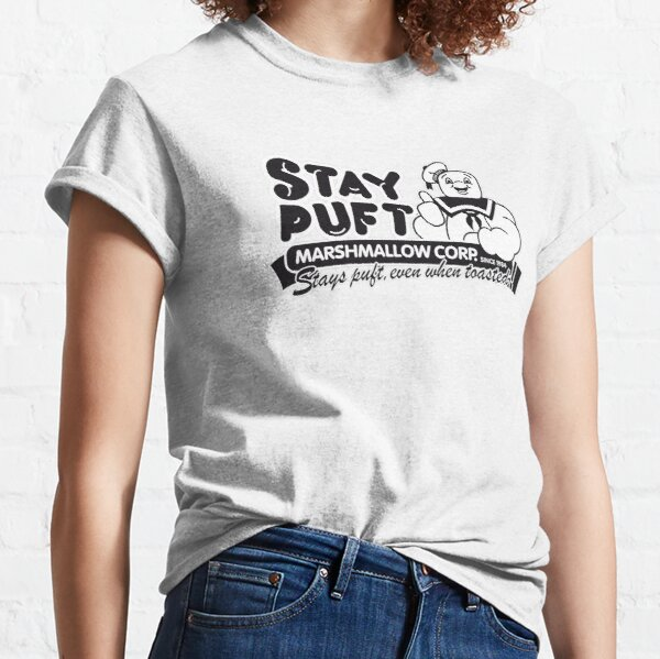 Ghostbusters - STAY-PUFT Classic T-Shirt