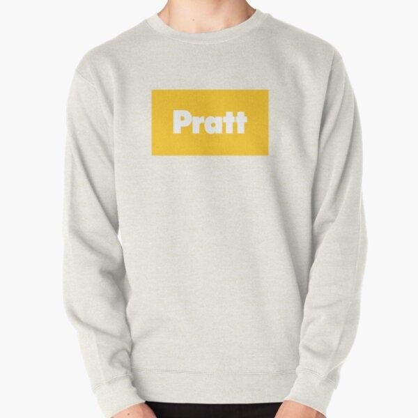 Pratt Institute Logo Pullover Sweatshirt