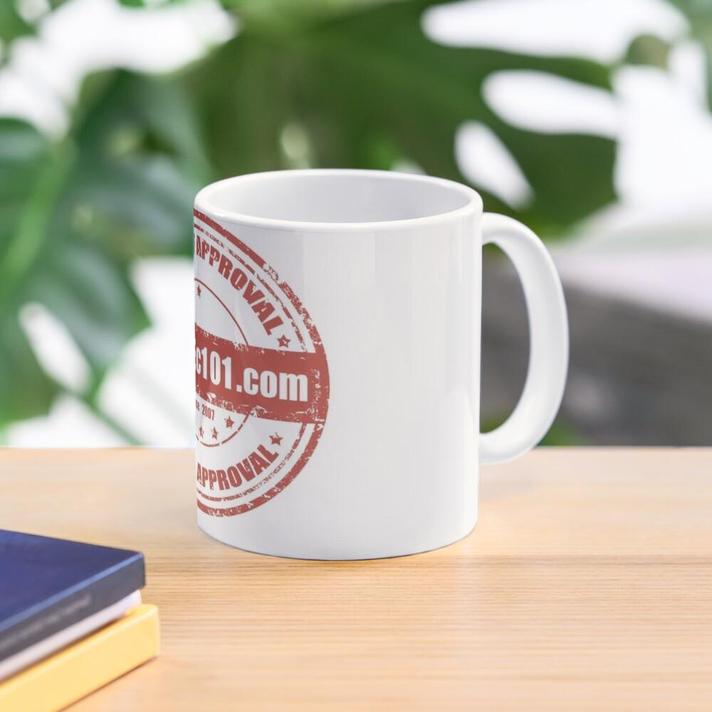Home-Ec101.com Seal of Approval Mug