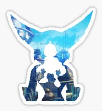 Ratchet and Clank Metropolis Sticker