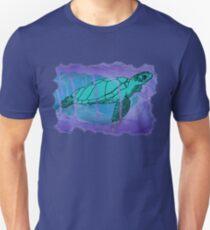 I like turtles (rough edge) Unisex T-Shirt