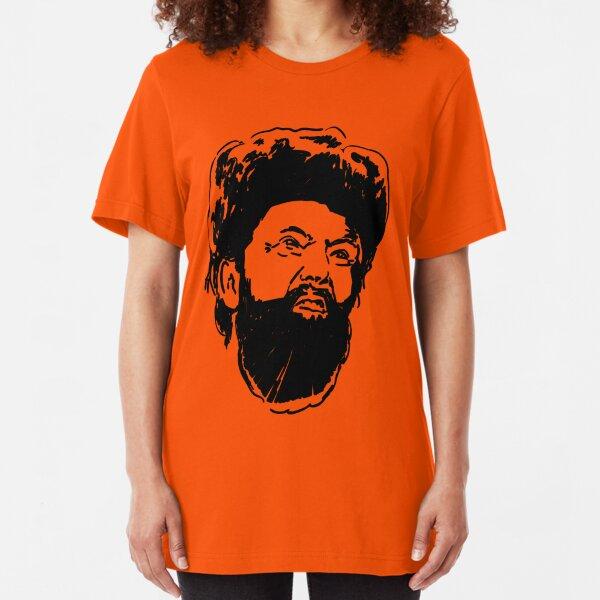 Weirdman Beaardman No 3 Slim Fit T-Shirt
