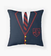 Dalton Academy's The Warblers Throw Pillow
