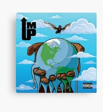 Young Thug - I'm Up Canvas Print