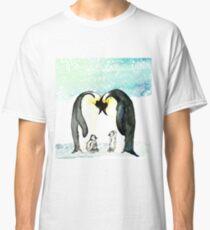 Emperor Penguins  Classic T-Shirt
