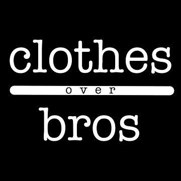 Kleidung über Bros von seeleybooth