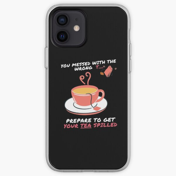 Don't mess with this T-bag iPhone Soft Case