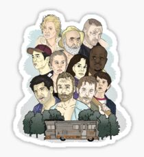 The Walking Dead / Season One Sticker