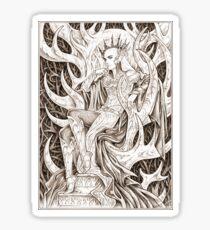 Throne Sticker
