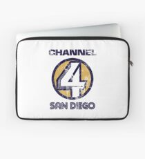 Channel 4 San Diego Laptop Sleeve