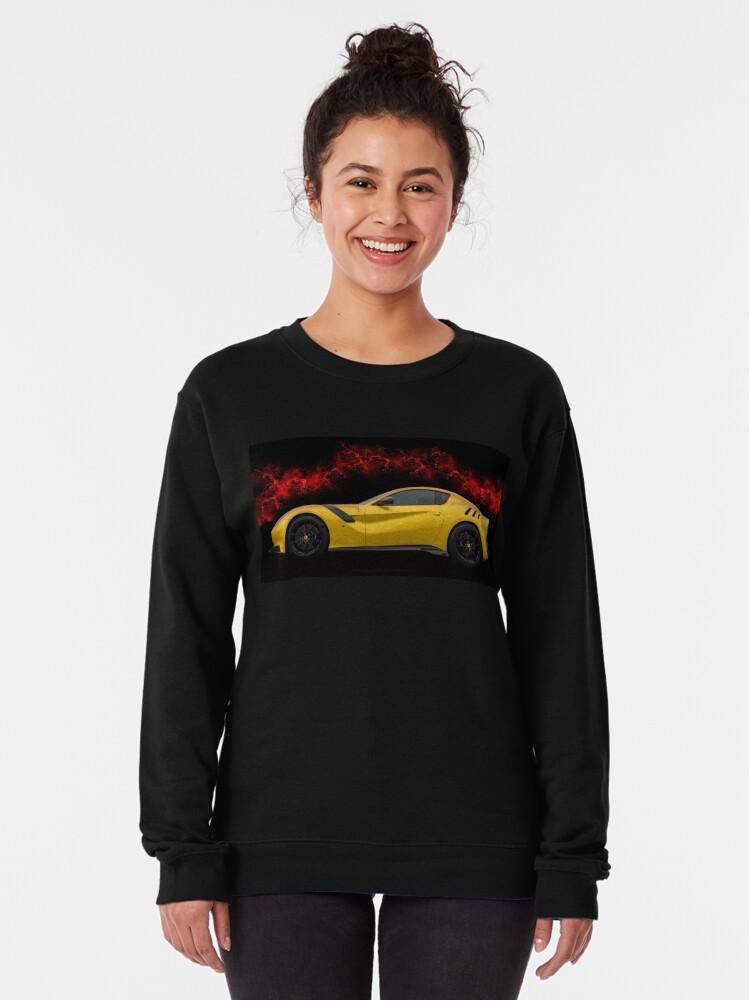 Alternate view of Ferrari Tdf Pullover Sweatshirt