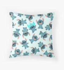 lilo & stitch  Throw Pillow