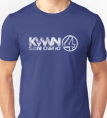 KVWN San Diego (Distressed) T-Shirt