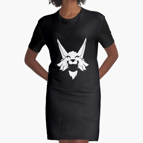 League Of Legends Warwick Graphic T-Shirt Dress