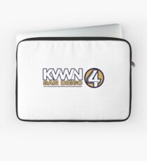 KVWN San Diego (Outlined) Laptop Sleeve