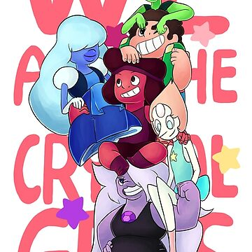We are the crystal gems by nsuprem