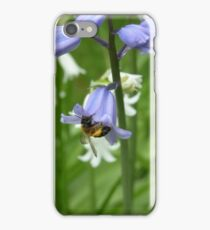 Bluebell & Bee iPhone Case/Skin