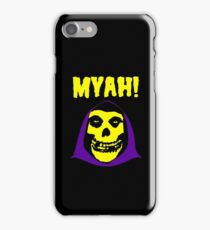 Skeletor-Misfits Composite iPhone Case/Skin
