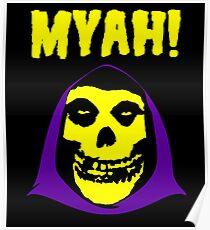 Skeletor-Misfits Composite Poster